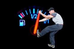 économie de carburant fun